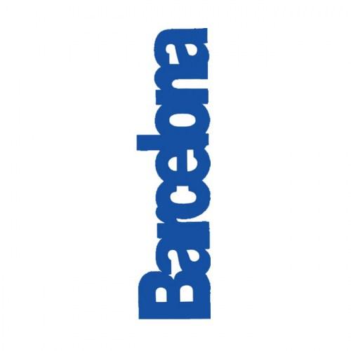 PUNTO DE LIBRO BARCELONA  Azul | REF: 2021/BL |  1.60€