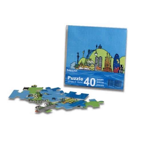 PUZZLE PERFIL COLOR | REF: 2356001 | 5€