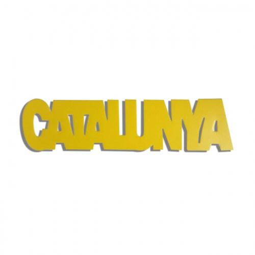 PUNTO DE PLÁSTICO CATALUÑA  amarillo | REF: 945-20/G | 1.60€