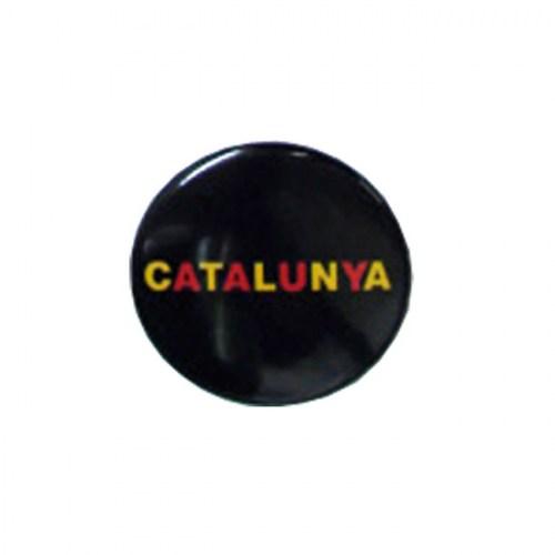 CHAPA AGUJA CATALUÑA fondo Negro | REF: 945-25 | 1.20€