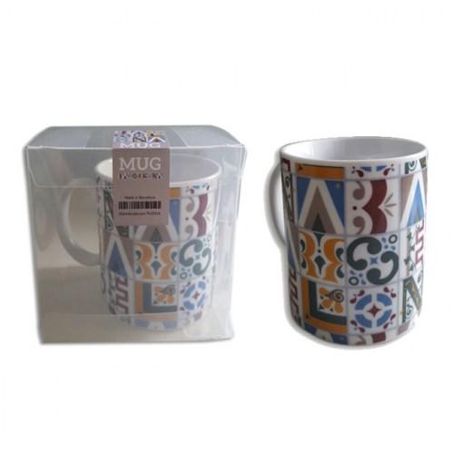 MUG HIDRÁULICA con Caja | REF 137003 | 13€