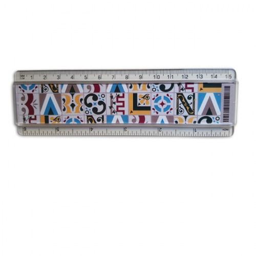 REGLA HIDRÁULICA | REF: 137002 | 3,50€
