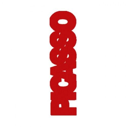 PUNTO DE LIBRO PICASSO  Rojo | REF: 2022/V | 1.60€
