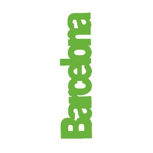 PUNTO DE LIBRO BARCELONA Verde | REF: 2021/VE | 1.60€