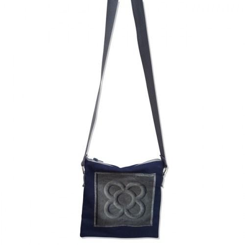 BOLSO CRO PANOT Azul | REF: 142012 | 20€ UZAD