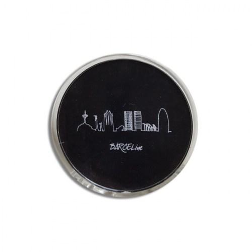 PINZA IMÁN BARCELINE Negro | REF: 140042 | 3.50€