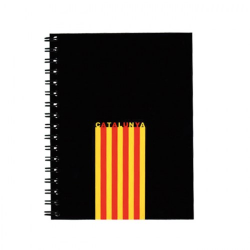 NOTEBOOK A6 CATALONIA FLAG