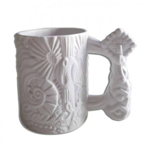 MUG RELIEVE SAGRADA FAMILIA