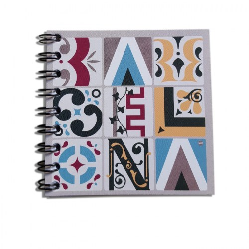 NOTEBOOK  8x8  HYDRAULIC